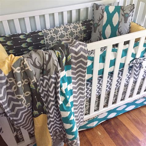 rustic baby boy crib bedding rustic deer crib bedding woodland baby bedding boy crib