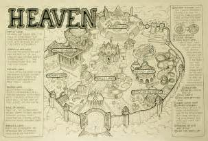 Map o heaven flying farther
