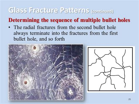 pattern analysis bullet forensic glass analysis ppt video online download