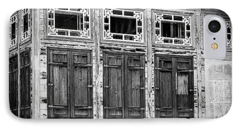 shuttered palace shuttered and peeling palace bw photograph by joan carroll
