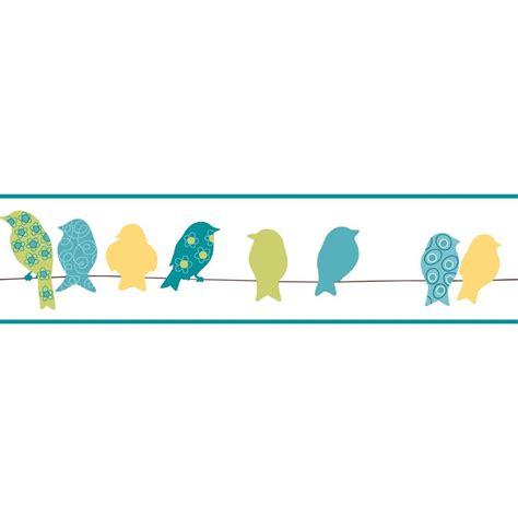 Wallborder Motif Angry Bird bird wallpaper border