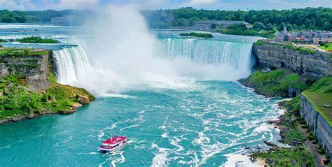 niagara falls canada boat tour prices hornblower niagara cruises clifton hill niagara falls