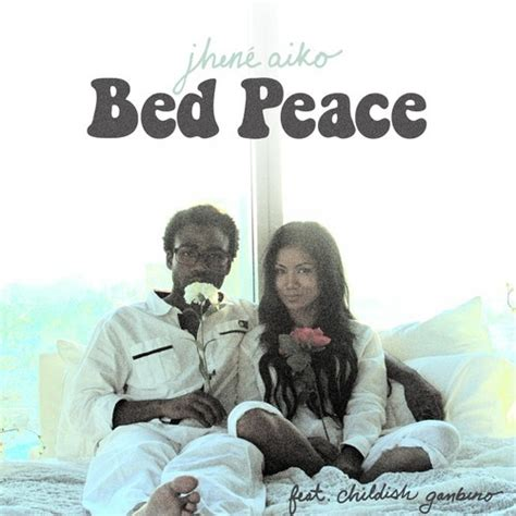 jhene aiko bed peace lyrics jhen 233 aiko bed peace remix lyrics genius