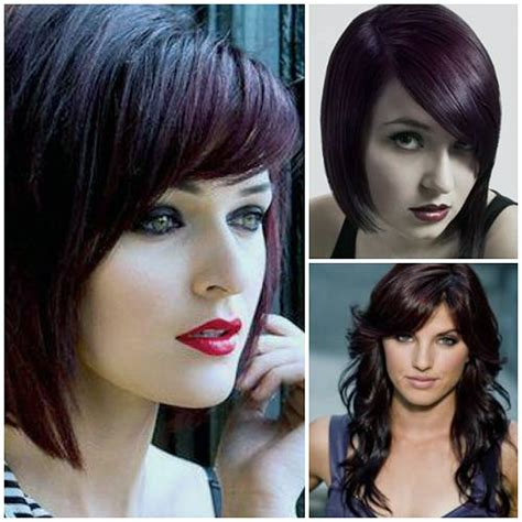 violet brown hair color violet brown hair color photos inofashionstyle