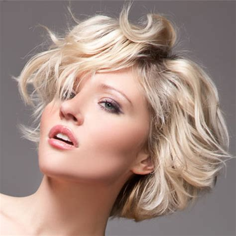 haircuts for thick curly hair 2012 wavy short haircuts short hairstyles 2016 2017 most