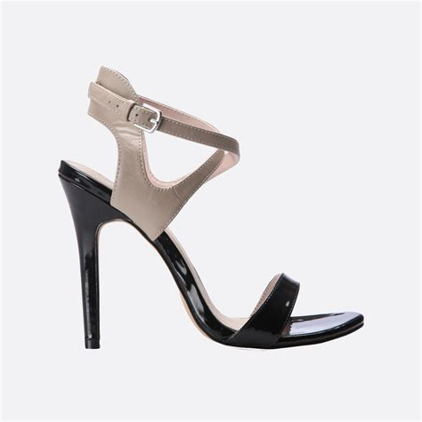 High Heels Original Catenzo 192 jessamy and black zoom heels superbalist