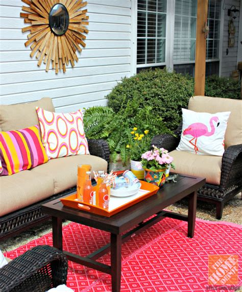 Patio decor ideas lounging inspiration from the patio style challenge