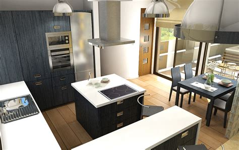 cocinas modernas pequenas sin gabinete decoracion de cocinas