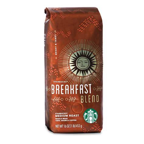 Kopi Starbucks Breakfast Blend Coffee Whole Bean got coffee coffee shop 25