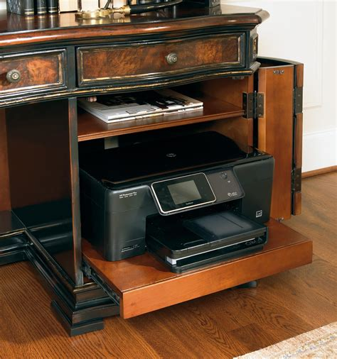 computer desk and hutch combinations computer credenza and 2 door hutch combination by
