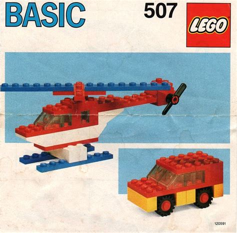 One Set 507 507 1 basic building set 5 brickset lego set guide and database