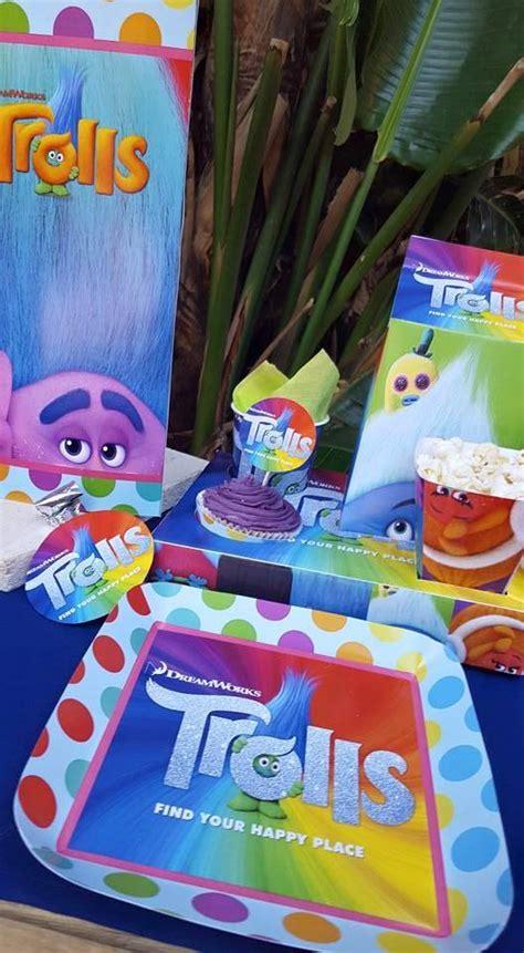 Themed Party Supplies Johannesburg | trolls party supplies decor gauteng mpumalanga