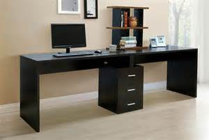 Pc Desk Design by Black Minimalist Modern Desktop Computer Desk Table