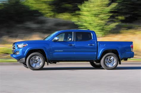 truck tacoma rugged toyota tacoma midsize returns with