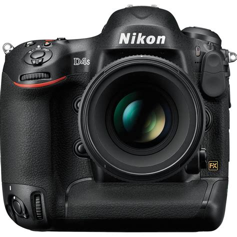 nikon dslr digital nikon d4s digital slr d4s at b h photo