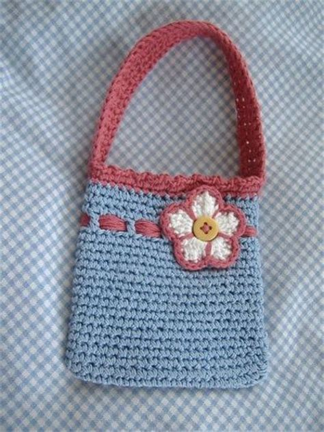 cute pattern purse cute crochet purse for little girl free pattern