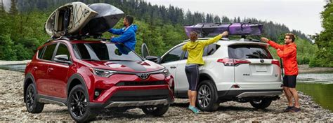 how many toyota dealers in usa how much can the 2018 toyota rav4 tow