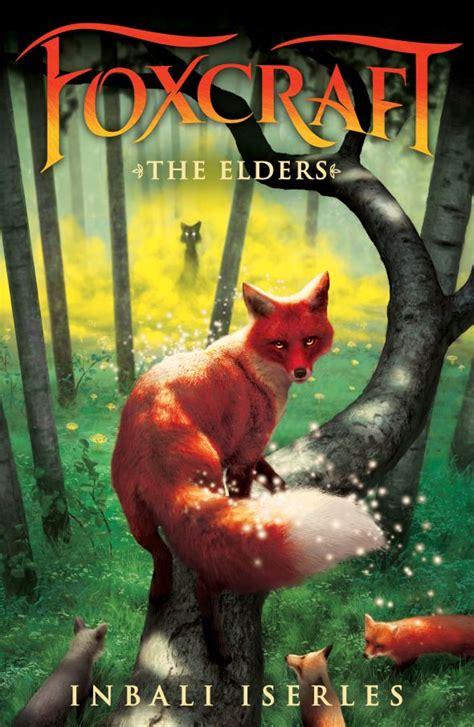 Cover reveal! Foxcraft: The Elders by Inbali Iserles   On