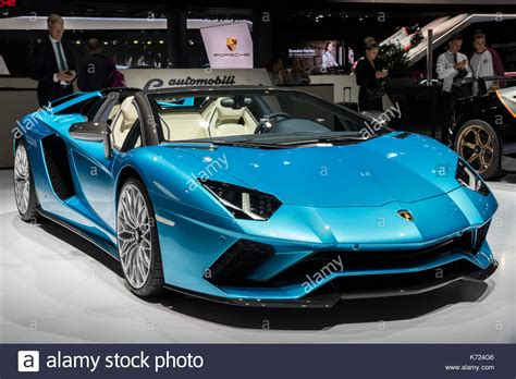 lamborghini aventador s roadster preis frankfurt germany 13th sep 2017 new 2018 lamborghini aventador s stock photo royalty free
