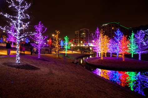 lights dallas tx where to see the best lights in d