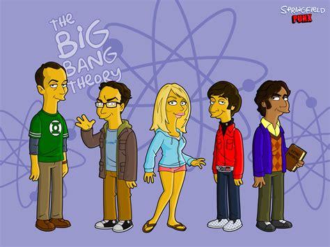 springfield punx  big bang theory wallpaper