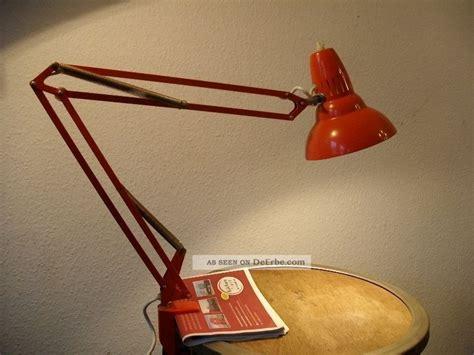 len 70er design schreibtischle leuchte gelenkle scherenle 70er