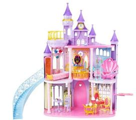 disney princess castle doll house disney princess castle dollhouse ultimate dream castle nephew and niece gifts