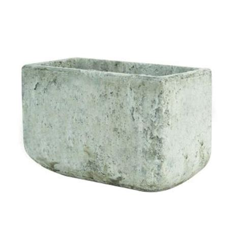 syndicate 5 in x 8 in cement planter 7813 04 901 the