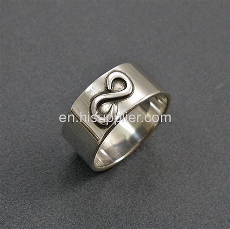 sterling silver infinity ring for from china