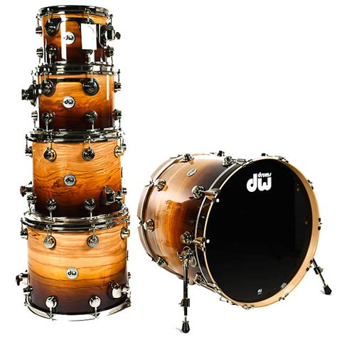 Olive Sk7 Mask 5 Pcs dw collector s 5pc shell pack olive ash burl reverb