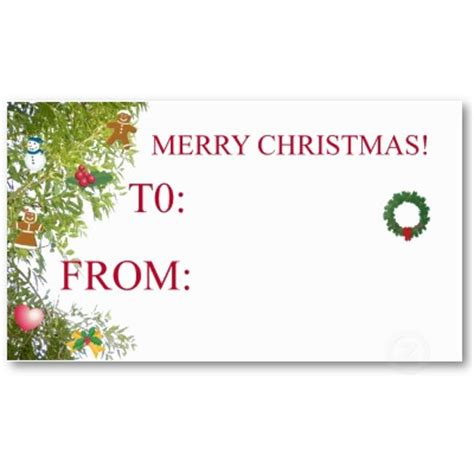 christmas gift card gift cards  christmas gift card template tedlillyfanclub