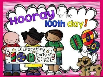 hooray for the 100th day 17 best images about happy 100th day of school on writing prompts activities