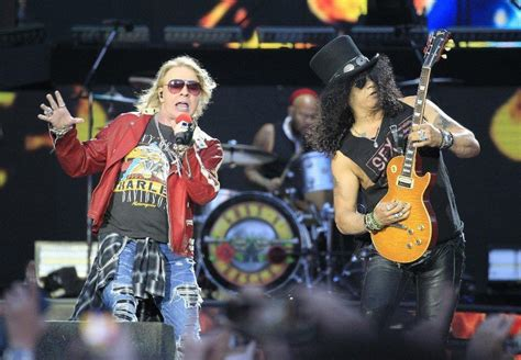 Channeling Axl by Guns N Roses Will Launch New Siriusxm Channel With Apollo