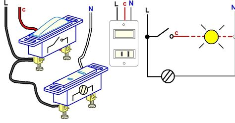 como instalar un lificador coparoman como se conecta un apagador y un tomacorriente