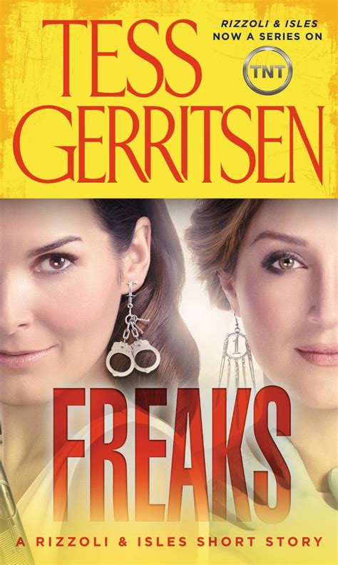 More On Monday Bloodstream By Tess Gerritsen by Tess Gerritsen Freaks