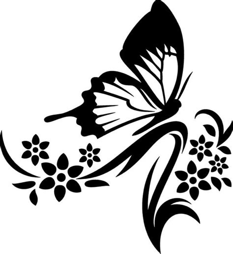 silhouette tattoo paper uk 237 best silhouettes butterfly silhouettes images on
