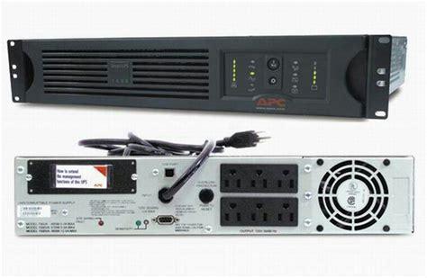 rack mount battery backup apc smart ups c 3000va rack