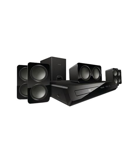 buy philips hts 3533 5 1 dvd home theatre system at