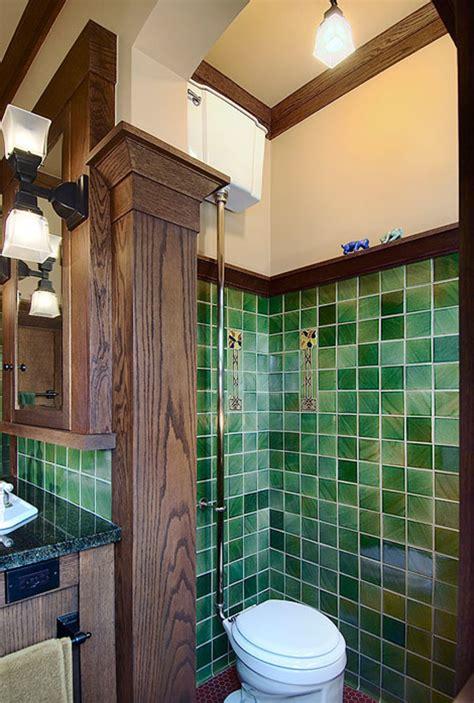 arts and crafts bathroom ideas powder room on pinterest small powder rooms powder rooms and tile