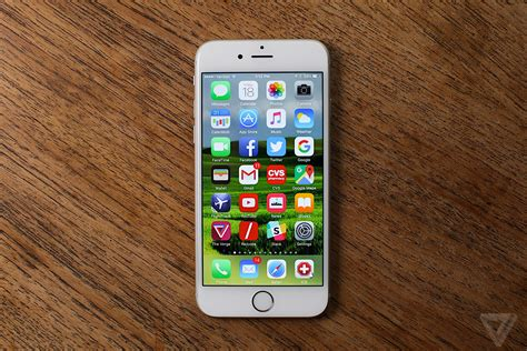 themes iphone 6s apple iphone 6s review a touch of the future technews theme