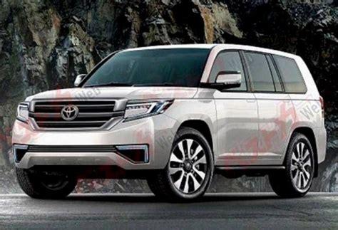 2019 Toyota Land Cruiser 300 by Toyota Land Cruiser 300 2019 2020 новый кузов без рамы