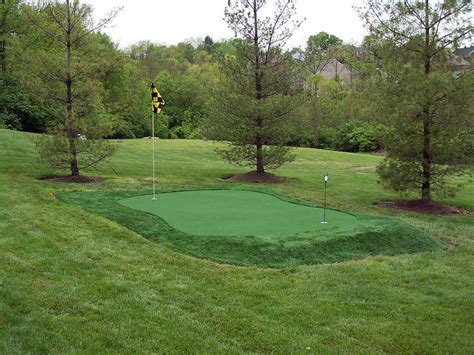 cleveland custom putting greens cleveland oh