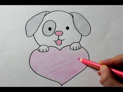 drawn puppy puppy love pencil   color drawn puppy