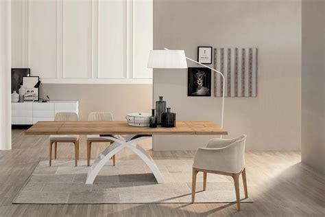 tavoli salone tavolo salone allungabile tavolo legno moderno ocrav