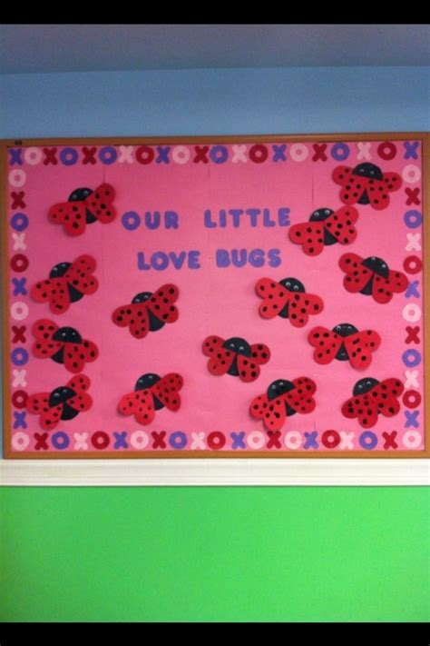 february themes in kindergarten ladybug bulletin boards crafts and worksheets for