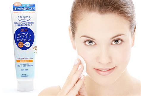 Kose Softymo Cleansing Wash White 190g sữa rửa mặt kose softymo white cleansing wash 190g review