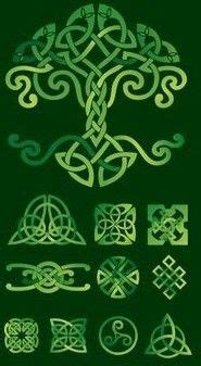 celtic knots and their meaning | bigstock celtic knots