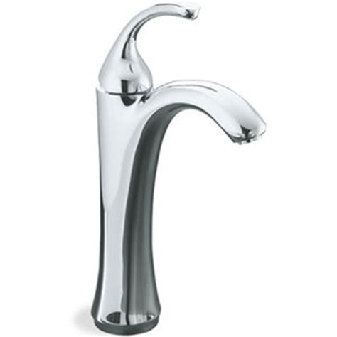 k10217 4 cp forte sculpted vessel filler bathroom faucet