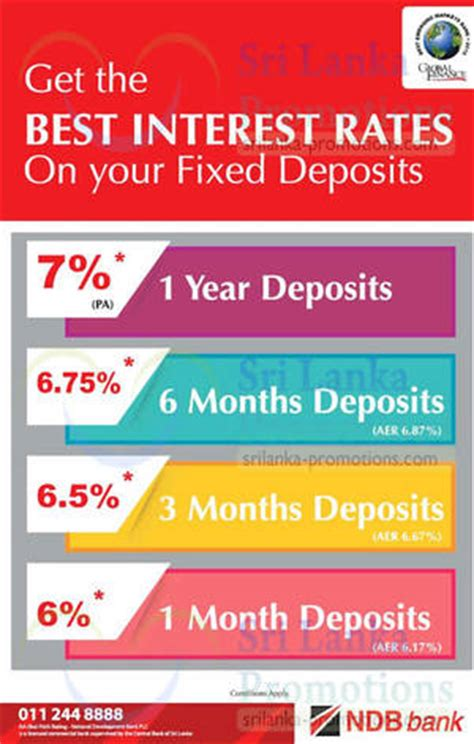 new year fixed deposit promotion fixed deposits rates apr 2018 sri lanka promotions