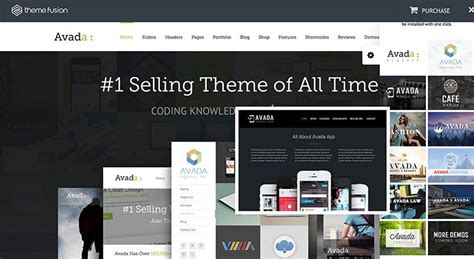 themes similar to avada theme cmss are the most popular way to build a wordpress